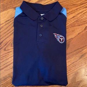 Men's TN Titans' polo shirt